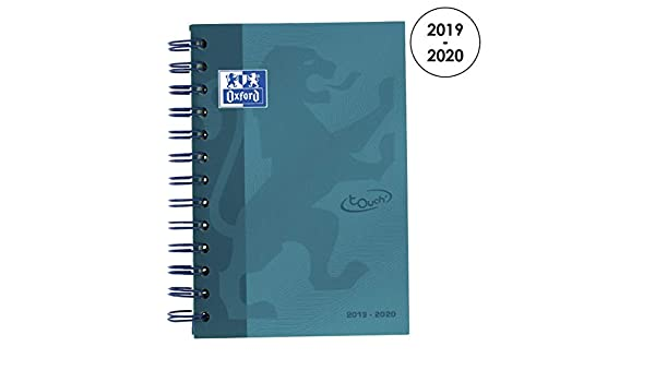 Oxford 100735777 School Soft Touch 2018 - 2019 1 - Agenda ...