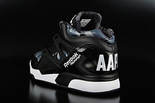 Reebok PUMP OMNI LITE baloncesto para niño, color negro