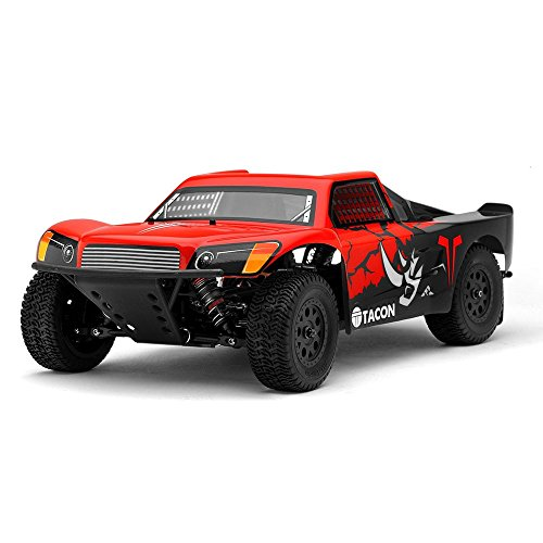 1/14th Tacon Thriller Short Course Truck RC Brushless Ready to Run (Best Thrillers Since 2000)