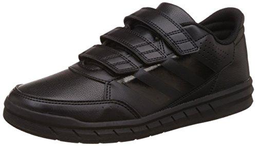 adidas Altasport Cf, Zapatillas para Niños Negro (Core Black/core Black/ftwr White)