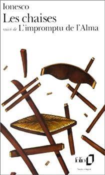 Les Chaises par Ionesco
