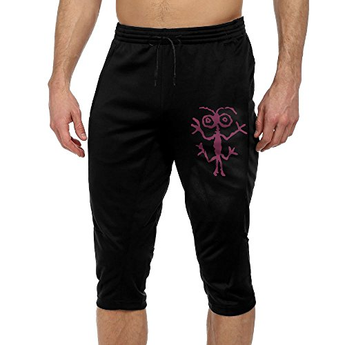 Alien Roswell Mens Seven Point Sport Running Pants Shorts For Men