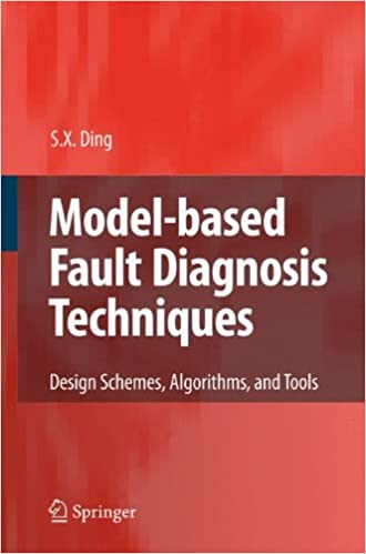 Model-Based Fault Diagnosis Techniques: Design Schemes, Algorithms, and Tools