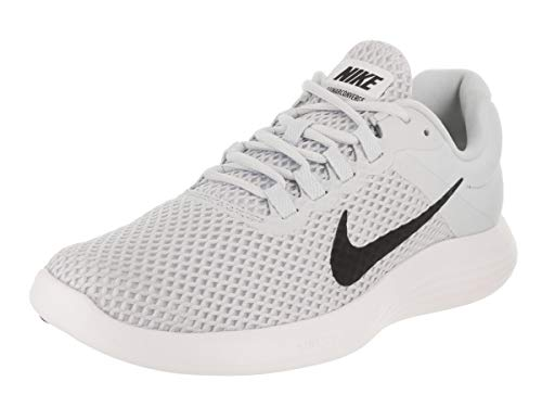 Nike Men's Black & White Running Shoe – 9 UK