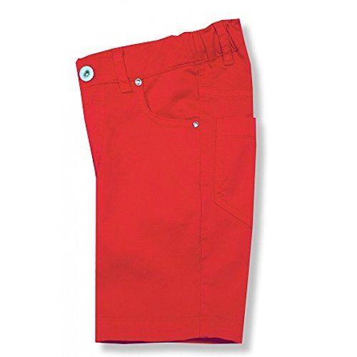 FOQUE Boys Red Shorts