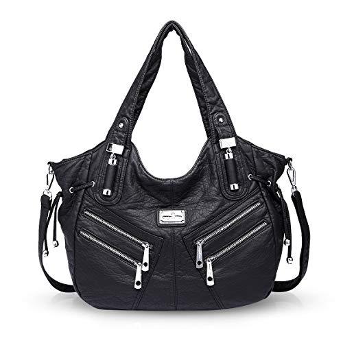 DORIS bags hobo large amp; handbags shoulder Women NICOLE casual bags women Black for g5wSPvSq