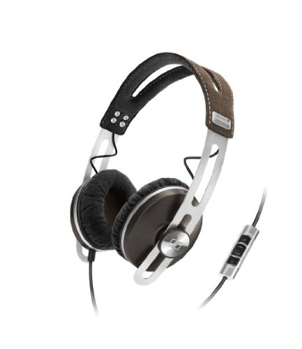 Sennheiser Momentum On Ear Headphone Brown