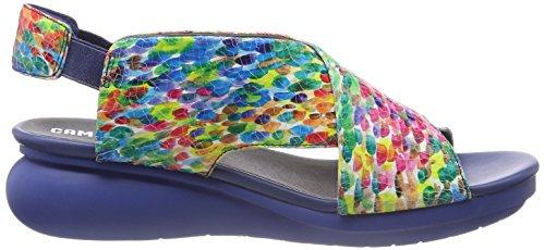 Aperta Balloon Assorted A 999 Multicolore Donna Sandali Camper multi Punta IOUUB