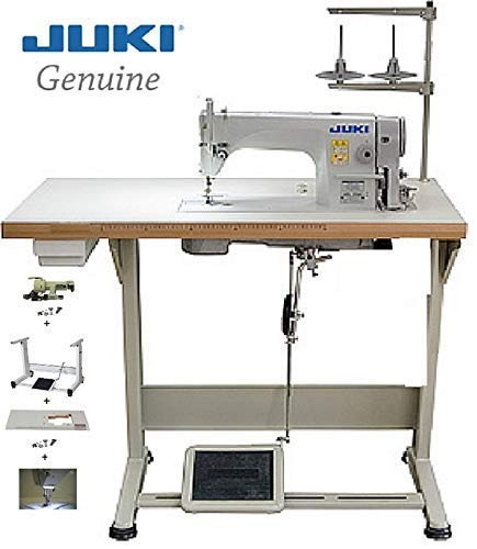 (Juki DDL-8700 Single Needle SEWING  With Servo Motor, assembly required)
