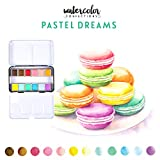 Prima Marketing Watercolor Confections: Pastel Dreams