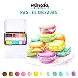 Prima Marketing Watercolor Confections: Pastel Dreams