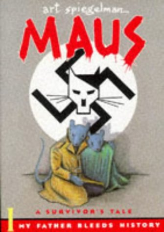 Maus: My Father Bleeds History Pt. 1: A Survivor's Tale (Penguin Graphic Fiction)