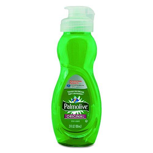 Dishwashing Palmolive Detergent (Palmolive 01417 Dishwashing Liquid, Original Scent, 3oz Bottle (Case of 72))