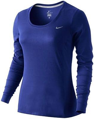 Nike Dri fit Damen Contour Shirt W2DHIE9