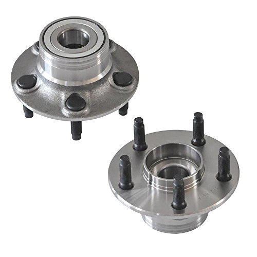 - DRIVESTAR 512106x2 Set 2 New Rear Wheel Hubs & Bearings for 90-00 Ford-Taurus Mercury-Sable