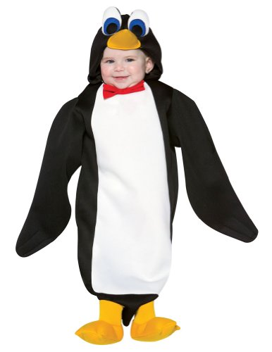 [Penguin Baby Bunting Costume] (Baby Costumes Penguin)