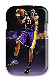Carroll Boock Joany's Shop los angeles lakers nba basketball (66) NBA Sports & Colleges colorful Samsung Galaxy S3 cases 8430691K299953985
