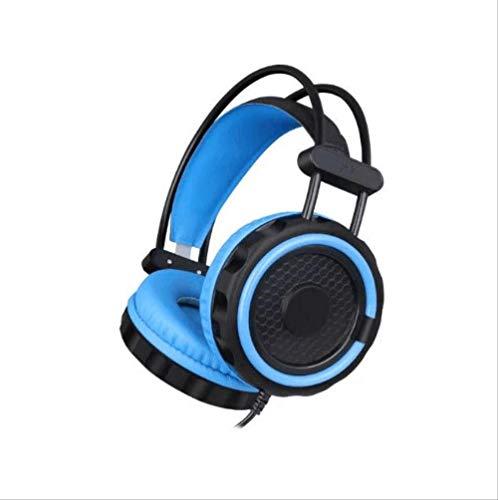 Hui Ding Glowing Headphones Computer Gaming Kopfhörer Glowing Headphones Computerzubehör