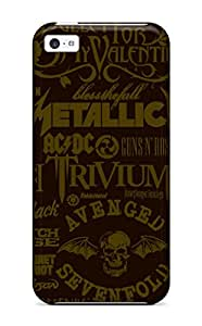 Best Ideal Case Cover For Iphone 5c(rock), Protective Stylish Case