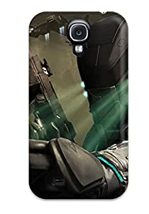 Galaxy S4 Case Slim [ultra Fit] Games Protective Case Cover