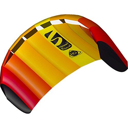 "HQ Kites Symphony Beach III 1.3 Stunt Kite 51"" Dual - Line Sport Kite"