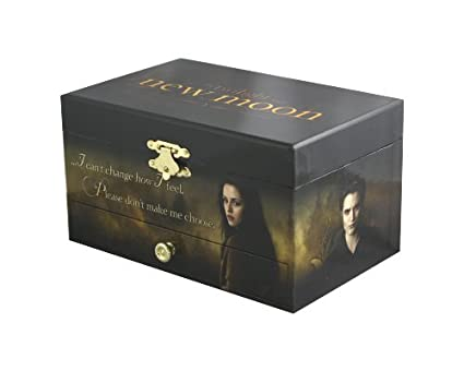 Buy NECA Twilight New Moon Musical Jewelry Box Online at Low Prices