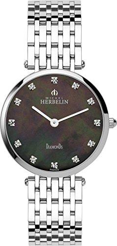 Michel Herbelin 17345/B99, Women's Watch