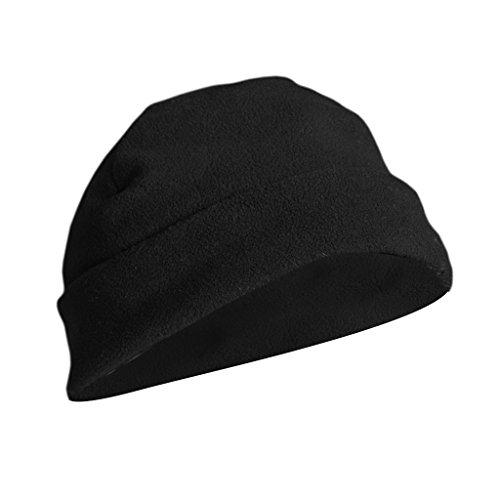 Modelo Negro Felpa de Gorro 55 Mujer Unisex SOLS Invierno Serpico Resistente de Hombre nHTYxq5w7