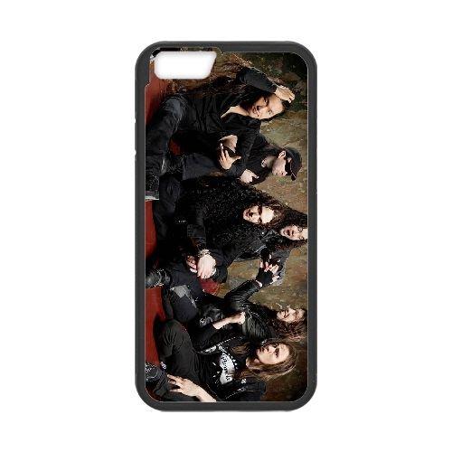 Dragonforce 010 coque iPhone 6 4.7 Inch Housse téléphone Noir de couverture de cas coque EOKXLLNCD19042
