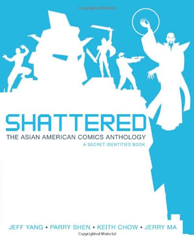 Shattered American Comics Anthology Identities product image