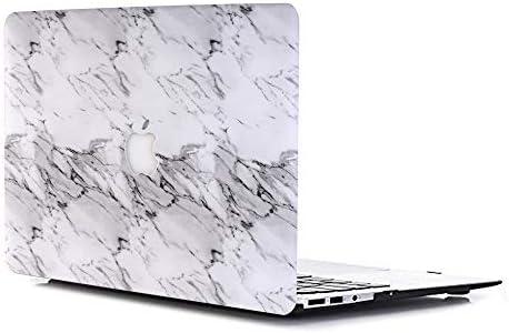 AOGGY Carcasa MacBook 12 Pulgadas A1534 / A1931, (Versión 2017/2016/2015), Súper Delgada Carcasa Protectora de Plástico Duro Funda para Macbook 12