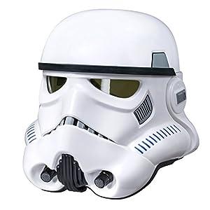 Star Wars The Black Series Imperial Stormtrooper Electronic Voice Changer Helmet - 41FVMssKN9L - Star Wars B7097 Imperial Stormtrooper Electronic Voice Changer Helmet (Amazon Exclusive)