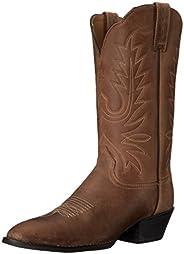 ARIAT Women's Heritage Western R Toe Western Cowboy