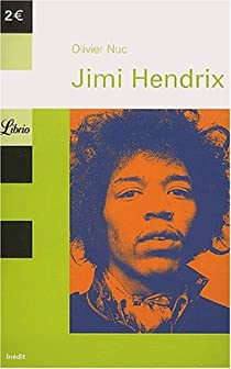 Jimi Hendrix par Nuc