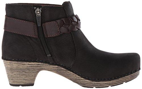 Womens Dansko Boot Milled Black Dansko Nubuck Michelle Womens nTZqxPpwUn