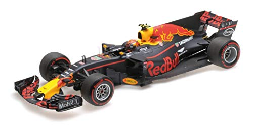 Minichamps Red Bull – Tag Out rb13-2017 Car