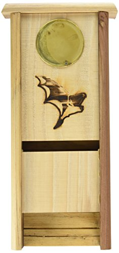 Schrodt Wood (Schrodt Designs Model BH-BB-U Bat Bungalow)