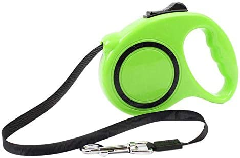 KAIICW Leash Collars 3M 5M Adjustable Automatic Retractable Leash Training Puppy Extending Traction Rope Dog Puppy Cat Collar Belt Walking Leads