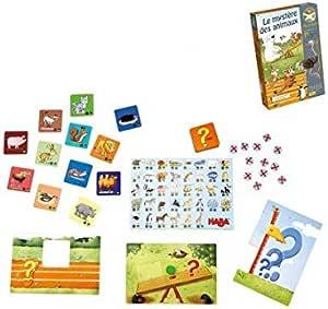 Haba - Terra Kids - El misterio de los animales (en Francés): Amazon.es: Juguetes y juegos