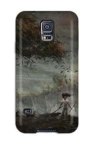 Premium Durable Afro Samurai Fashion PC For Case Samsung Galaxy S5 Cover Protective