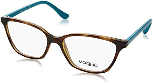 Vogue VO5029 Eyeglass Frames 2393-52 - Dark - Glass Vogue Eye Frames