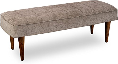 Joypop Brix Bench (Country Life Finish, Color SILVER)