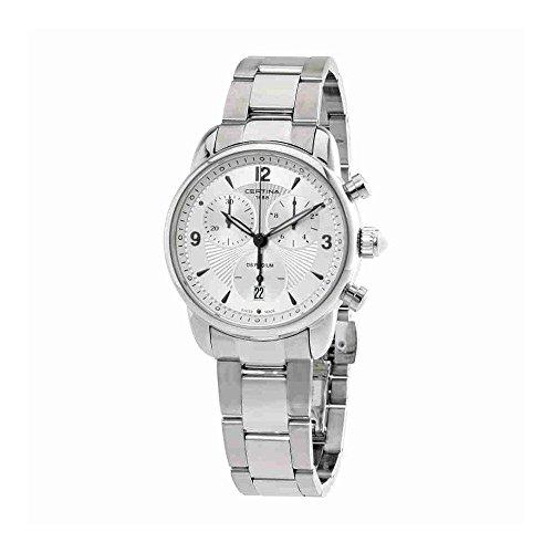 Certina DS Podium Silver Dial Ladies Watch C025.217.11.017.00