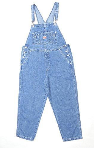 Revolt Jeans Womens Denim Overalls