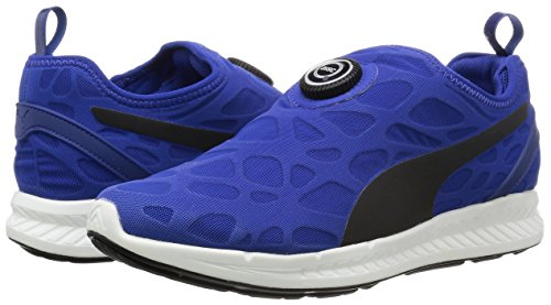 Puma - Disc Sleeve Ignite Foam - Sneakers Man Surf the web - black - white