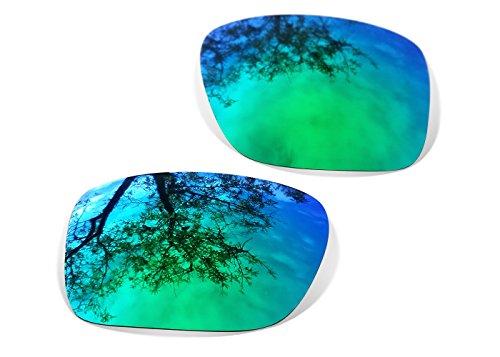 de Oakley Sapphire Deviation Polarizadas Lentes para Sunglasses Restorer Green Recambio qU8qtZ