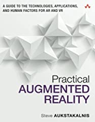 This is the most comprehensive and up-to-date guide to the technologies, applications and human factors considerations of Augmented Reality (AR) and Virtual Reality (VR) systems and wearable computing devices. Ideal for practitioners and stud...