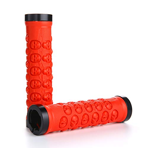 See Bello Bike Handlebar Grips Lockable Bicycle Cycling Rubber Grips Non Slip Comfort for Mountain Road BMX Bikes