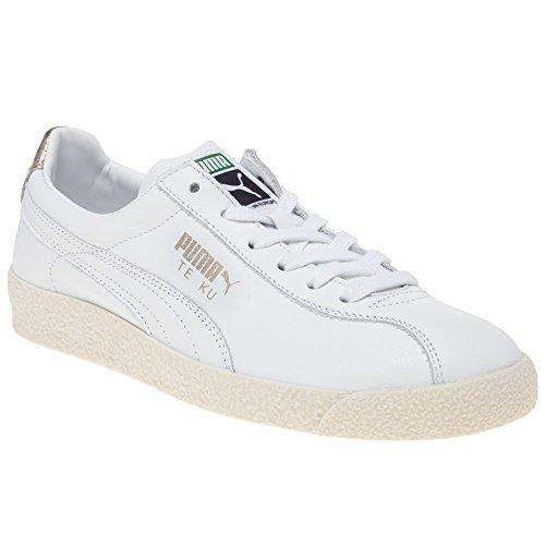 ku Leather Zapatillas Mujer Puma Te Blanco 84Ew55
