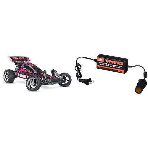 Rear Truggy Wing (Traxxas Vehicle and 2976 AC to DC Converter)